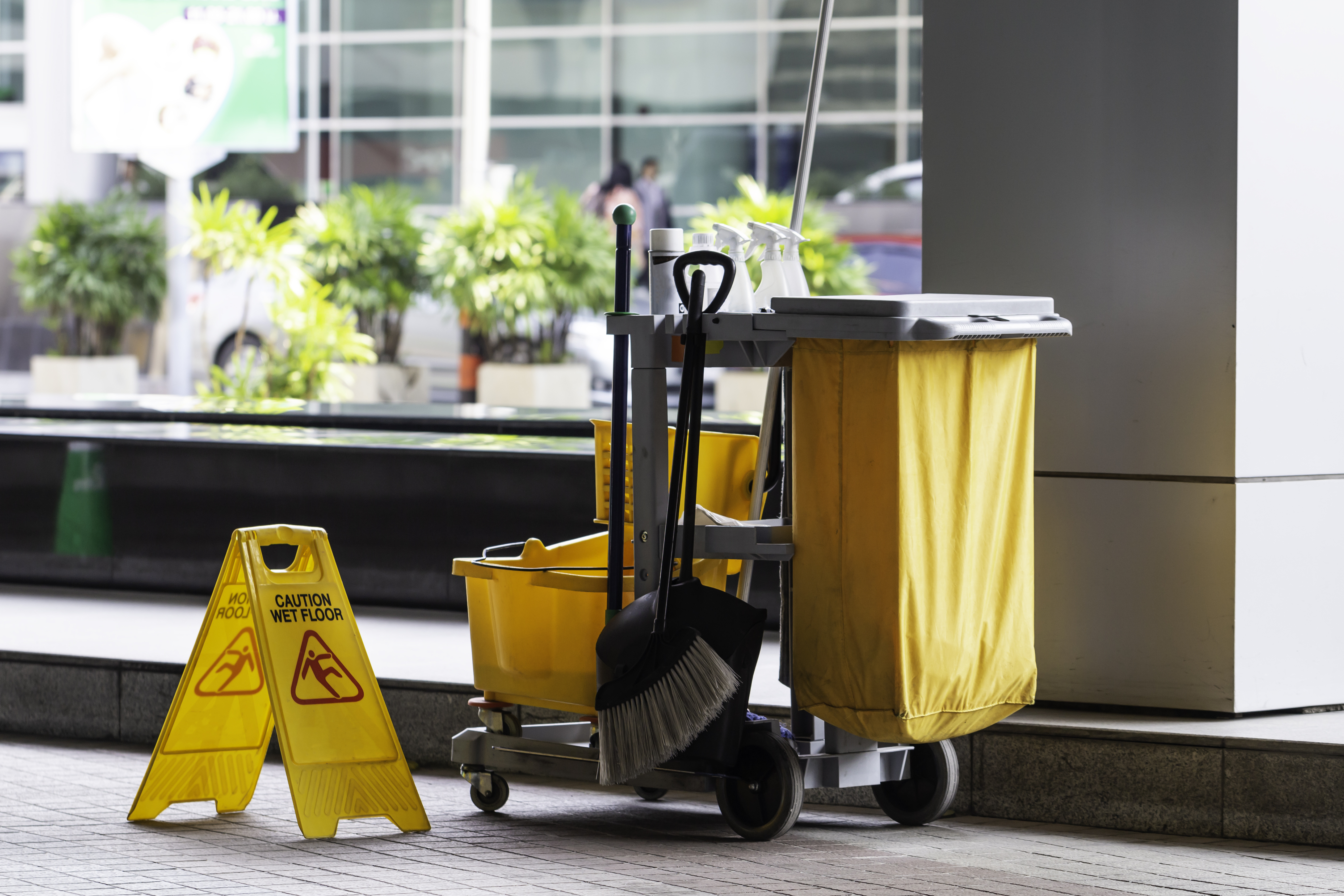 Calgary Commercial Cleaning Services
